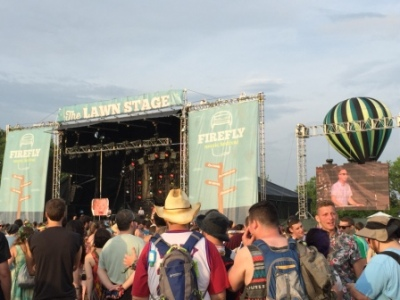 Firefly Lawn Stage